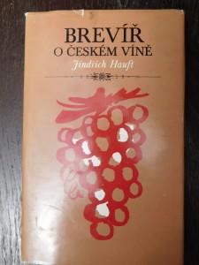 náhled knihy - Brevíř o českém víně