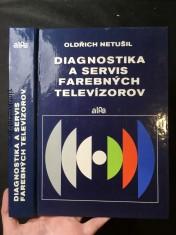 náhled knihy - Diagnostika a servis farebných televízorov: Signálové obvody