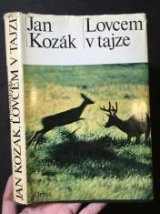 náhled knihy - Lovcem v tajze