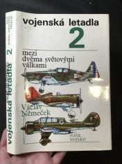 náhled knihy - Vojenská letadla. (2), Mezi dvěma světovými válkami