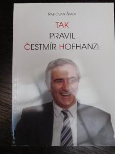 náhled knihy - Tak pravil Čestmír Hofhanzl