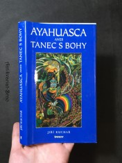 náhled knihy - Ayahuasca, aneb, Tanec s bohy