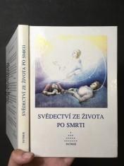 náhled knihy - Svědectví ze života po smrti