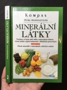 náhled knihy - Minerální látky udržují tělo fit
