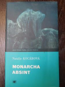 náhled knihy - Monarcha Absint