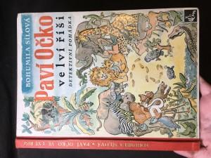 náhled knihy - Paví očko ve lví říši