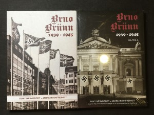 náhled knihy - Brno (Brünn) 1939 - 1945; Díl 1. a 2.