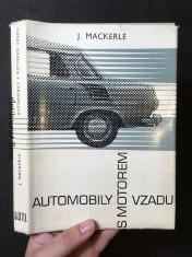 náhled knihy - Automobily s motorem vzadu