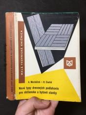 náhled knihy - Nové typy drevených podlahovín pre občianske a bytové stavby