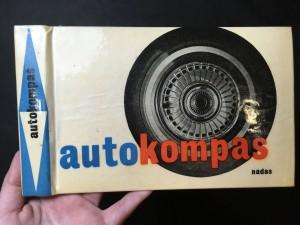 náhled knihy - Autokompas