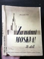 náhled knihy - Za námi Moskva! 2. díl