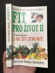 náhled knihy - Fit pro život II. Část 1, Jak žít zdravě : kompletní program zdraví