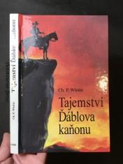 náhled knihy - Tajemství Ďáblova kaňonu