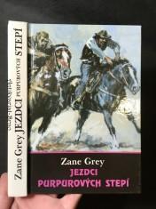 náhled knihy - Jezdci purpurových stepí