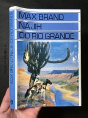 náhled knihy - Na jih od Rio Grande