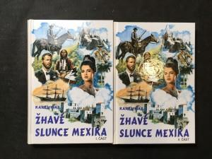 náhled knihy - Žhavé slunce Mexika