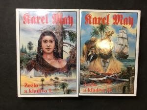náhled knihy - Žezlo a kladivo. Díl 1 a 2
