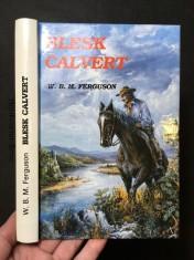 náhled knihy - Blesk Calvert