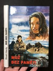 náhled knihy - Muž bez paměti