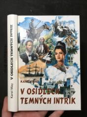 náhled knihy - V osidlech temných intrik