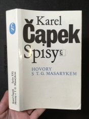 náhled knihy - Hovory s T.G. Masarykem