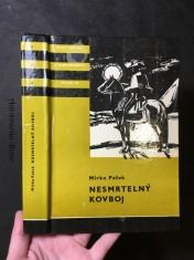 náhled knihy - Nesmrtelný kovboj