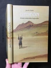 náhled knihy - Gedeón: příběh biblického bojovníka