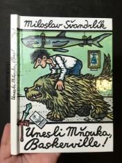 náhled knihy - Unesli Mňouka, Baskerville!