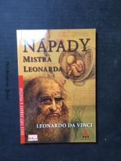 náhled knihy - Nápady mistra Leonarda