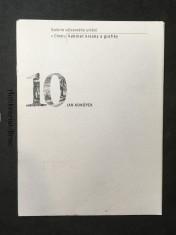 náhled knihy - Jan Konůpek : Galerie výtvarného umění v Chebu, Kabinet kresby a grafiky, 16. února - 25. května 2008