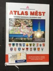 náhled knihy - Atlas měst - Severní morava a Slezko 2000