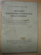 náhled knihy - Provádění hospodářsko-technických úprav pozemků