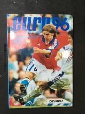 náhled knihy - EURO 96: 10. mistrovství Evropy v kopané - Anglie, 8.-30.6.