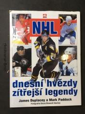 náhled knihy - NHL - dnešní hvězdy, zítřejší legendy