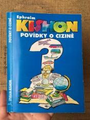 náhled knihy - Povídky o cizině : ...cestovní postřehy nejenom turistické