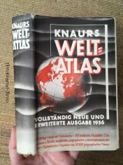 náhled knihy - Knaurs Welt = Atlas