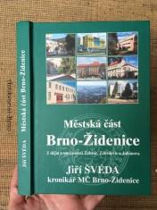 náhled knihy - Městská část Brno-Židenice: z dějin a současnosti Židenic, Zábrdovic a Juliánova