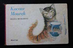 náhled knihy - Kocour Mourek