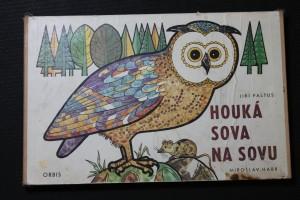 náhled knihy - Houká sova na sovu