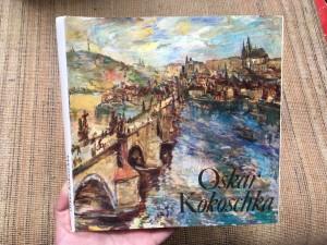 náhled knihy - Oskar Kokoschka: [monografie s ukázkami z malířského díla]