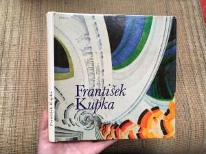 náhled knihy - František Kupka [Monografie s ukázkami z malířského díla]