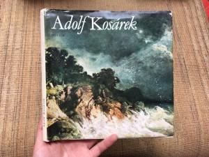náhled knihy - Adolf Kosárek [monografie s ukázkami z výtvarného díla]