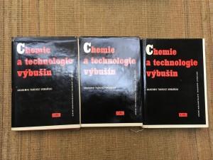 náhled knihy - Chemie a technologie výbušin. Díl 1., 2., 3.