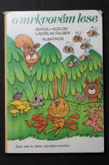 náhled knihy - O mrkvovém lese