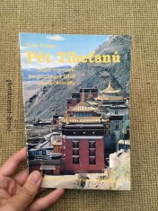 náhled knihy - Pět Tibeťanů : staré tajemství himálajských údolí působí zázraky