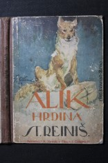 náhled knihy - Alík, hrdina