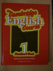 náhled knihy - The Cambridge English Course