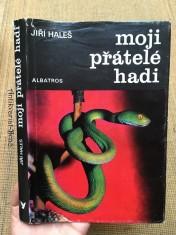 náhled knihy - Moji přátelé hadi