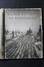 náhled knihy - Země Sovětů ve fotografii