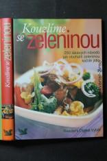 náhled knihy - Kouzlíme se zeleninou